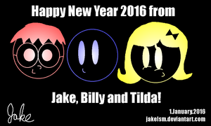 Happy New Year 2016! by jakelsm