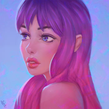 Lilac #167 by AngelGanev