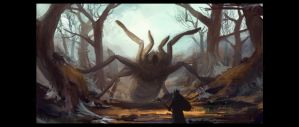 Spider's Forest by DeaDerV23