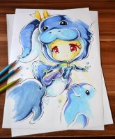Chibi Urf the Nami-tee by Lighane