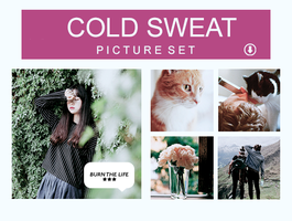 Cold Sweat | PICTURE SET | by Burn-the-life