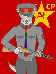 I'm just Putin this here. by Arranyan