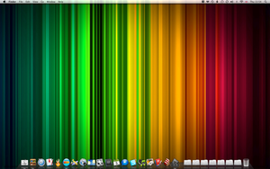 Stripes Desktop by rachelhy