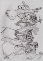 the Robins by nic011