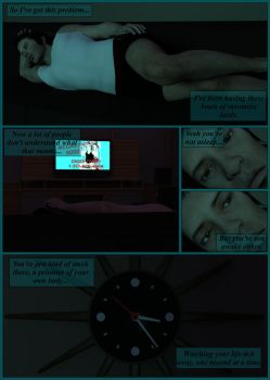 The Insomniac: Page 01 by AdiabaticCombustion