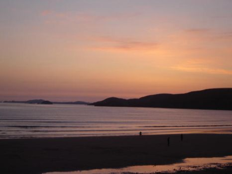 Wales Sunset 1 by accidentalsuicide