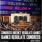Banks regulate congress by uki--uki