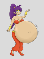 Belly Dance by Pumkinpie44