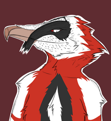 Vulture boi by Flight-Level