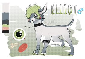 Elliot Reference || 2016 by H3XXY