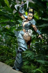 Headhunter Nidalee Cosplay - Jungle by ApotheosisCosplay