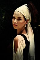 Girl With A Pearl Earring by starbuxx