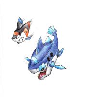 FISH ARE FRIENDS *BOUGHT by Galanium-Arts* by GEATHJERK