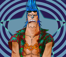 Franky by CaramellBlood