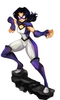 Miss Melee by xluxifer