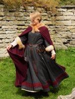 Medieval outfit by Zidra