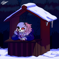 press A to yiff the skeleton (not recommended) by Hello-Its-A-Snail