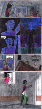 Slender The Arrival: Page 26 by JSArtMaster