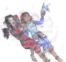-The Legend of Korra- So Then THIS Happened...... by SemiJuggalo