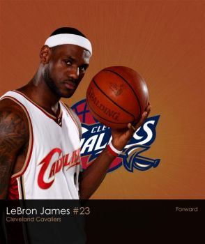 NBA Series: LeBron James by LeBron6