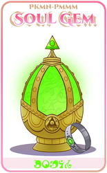 [P-P] Amari's Soul Gem by An-Ironic-Kiwi