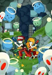 Cave Story by SandraGH