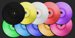 Cd Dvd Icons by TheLudomancer