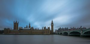 Houses of Parliament by nicholls34