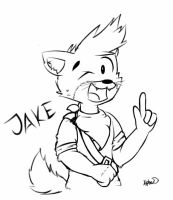 A Joyous Jake by Aero-Alpha