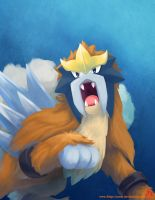 Give away: SHiny Entei