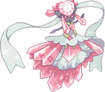 Diancie by Douxette