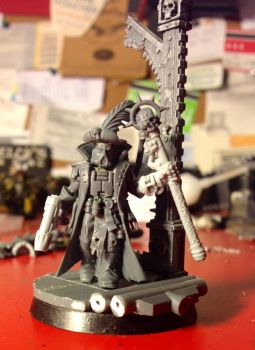 Rogue Trader Conversion WIP by Crooked-Raven
