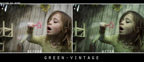 green-vintage by rynd