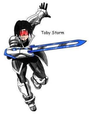 Spectrobes: Toby Storm by teammecha