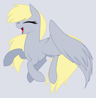 Derpy Hooves by Luna-Andrade