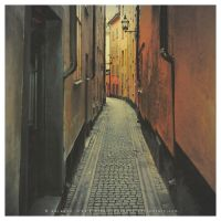 Stockholm Old Town by Pajunen