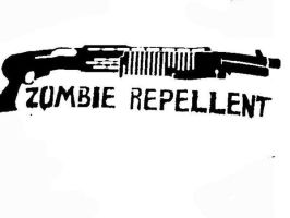 Zombie Repellent by OGOLbrooks