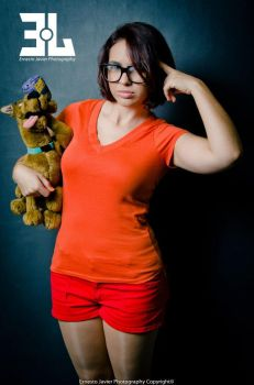 Velma Dinkley is Thinking by dama6690