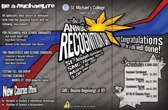 SMC Annual Recognition by camilord