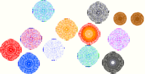 Color spheres by Azure-Dragon-Seiryu