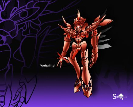 Weltall ID by Sigacomer