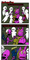 Springaling 170: I Am Not Left Handed! by Negaduck9