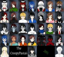 Creepypastas by TheCreepyPastaGirls