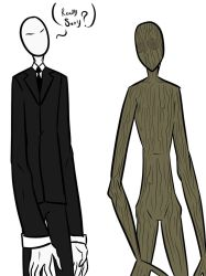 Slenderman's thought on the 2018 Film... by wkeeble12