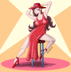 Pauline - Let's do the Odyssey by mrsisan