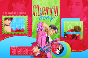 +CHERRY BOMB by MoonSober