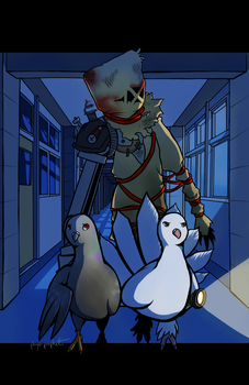 The Haunting of Hato House by playerprophet