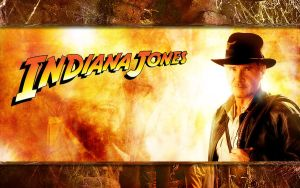 Indiana Jones by Couiche