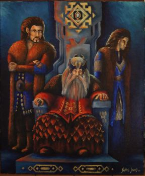 The Children of Durin by septima-severa