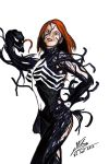 Lady Ashke (Venom) by Amalgam-Images